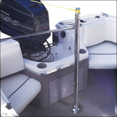 Adjustable Pro Ski Tow Pylon